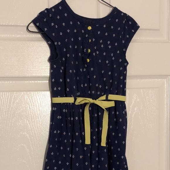 Carter's Other - Girl's Anchor Dress